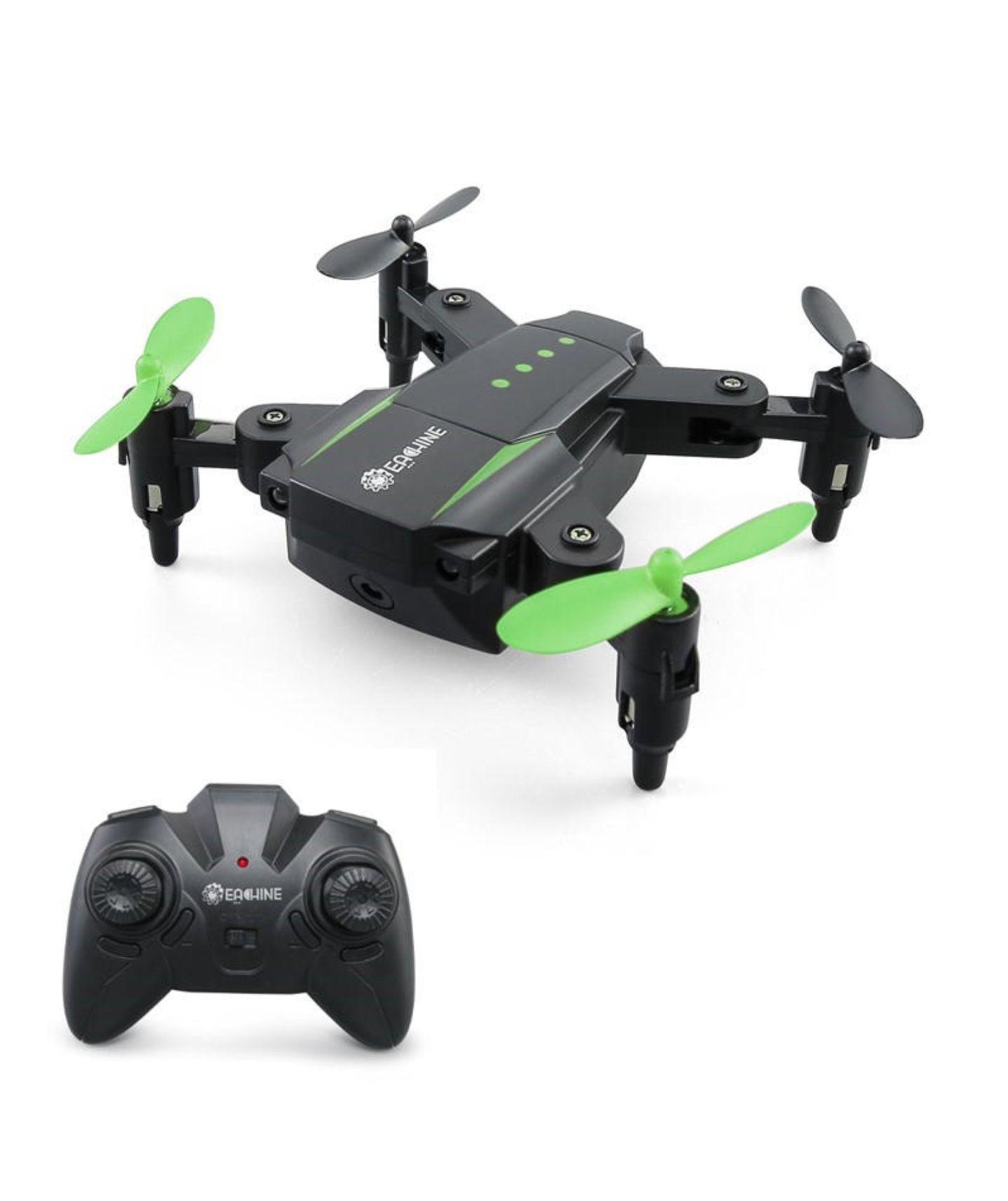 Twee (!) mini qaudcopters voor 13.68