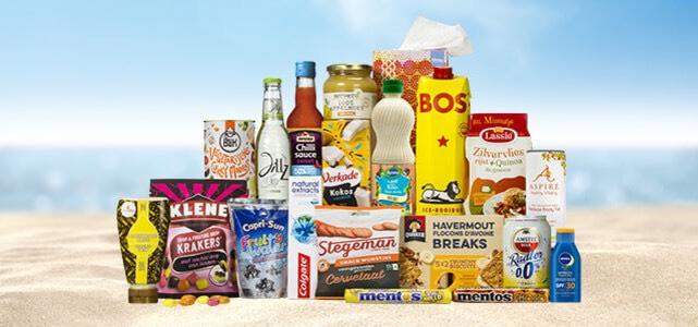 Zomerboodschappenpakket: t.w.v €34,22* voor €12,95 incl. gratis bezorging @Scoupy