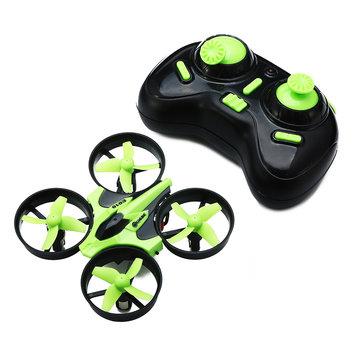 Mini quadcopter mét prop guards voor $7,99 + 30 punten