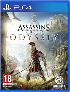 Assassin's Creed Odyssey (pre-order PS4/Xbox One) voor €48 @ Nedgame