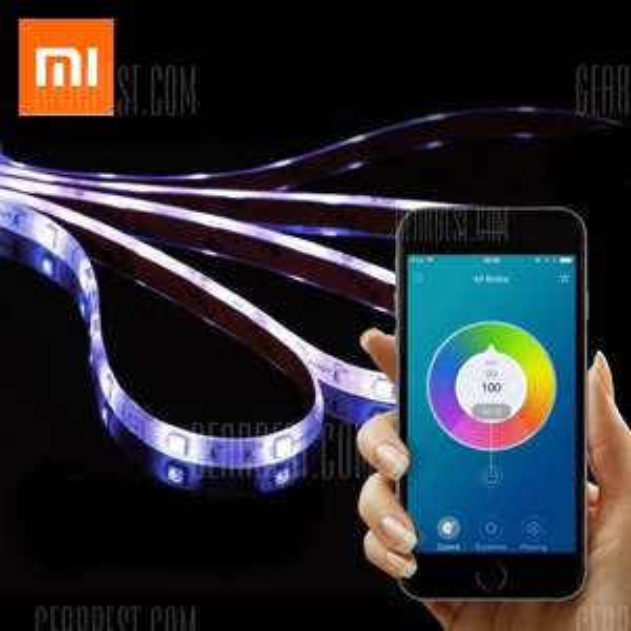 2 stuks Xiaomi Yeelight LED-Strips -40% (€ 15,80 p.s.)
