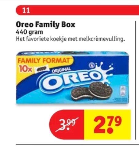 @Kruidvat Oreo family box