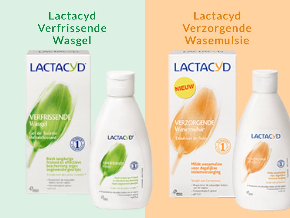 Lactacyd GRATIS sample aanvragen voor dames :)