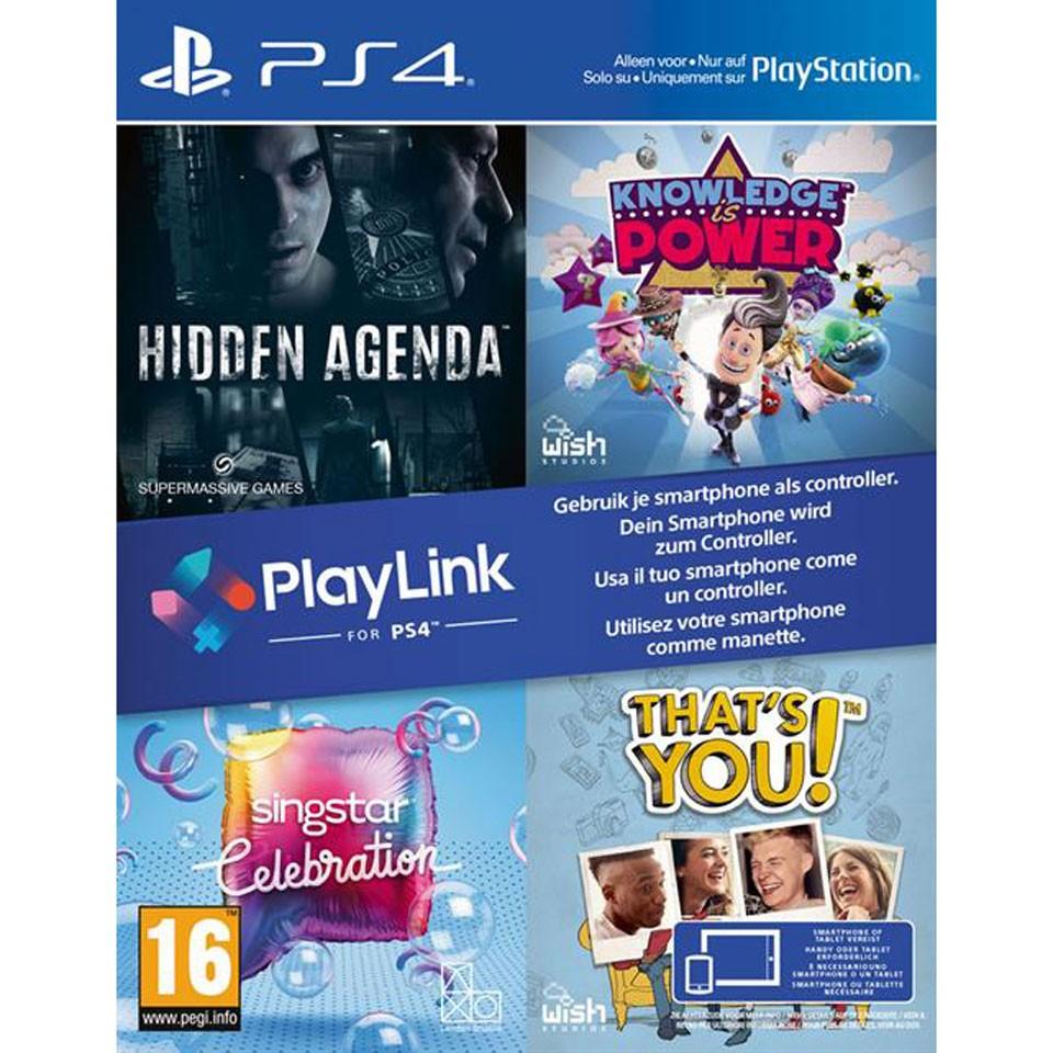 PlayLink Collection (PS4) voor €0,01 @ Intertoys (winkels)