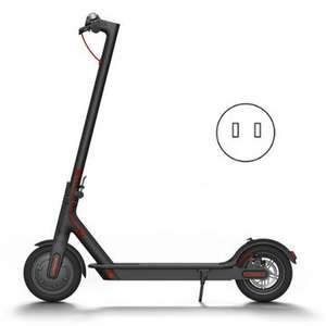 Xiaomi  IP54 12,5 kg Ultralight 30 km Lange levensduur vouwbare elektrische scooter