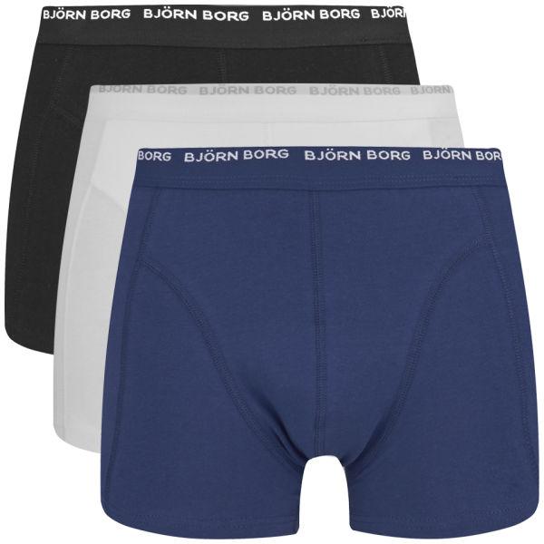 Björn Borg 3-pack boxershorts vanaf € 22,71 @ TheHut
