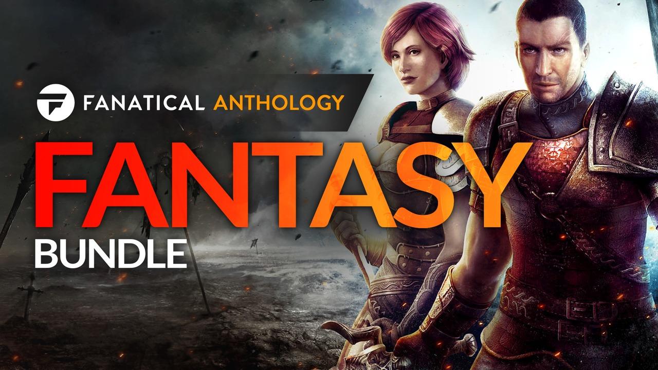 Anthology Fantasy Bundle - €3,09 @ Fanatical