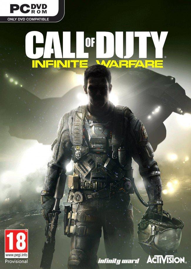Call of Duty Infinite Warfare PC @ Cdkeys
