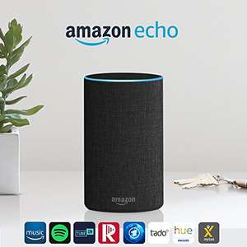Amazon Echo (2de generatie)