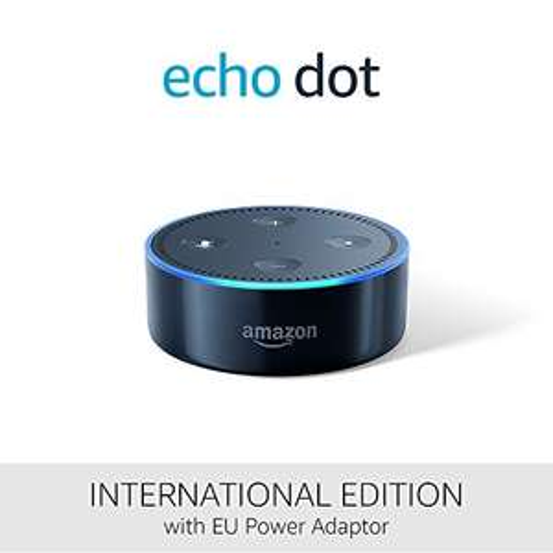 2x Amazon Echo Dot (2nd Generation) voor €57,54 (10 euro extra korting per 2 stuks) Prime day.
