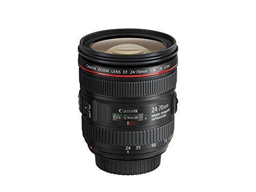 [Amazon Prime Day] Canon EF 24-70mm f/4L IS USM voor €709 @ amazon.de
