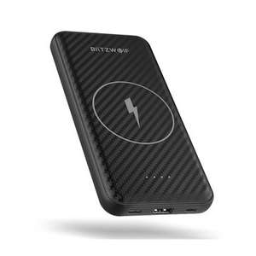 BlitzWolf® BW-WP1 10000mAh Dual USB Lithium Polymer Battery Power Bank  voor €16,34 @Banggood