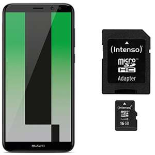 HUAWEI Mate10 lite 64 gb Dual-Sim Smartphone BUNDLE (prime)