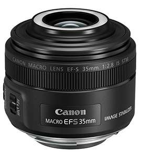 Canon EF-S 35 mm 1: 2,8 is Macro STM Objectief (Amazon.DE Prime Day)