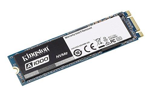 [Amazon Prime Day] Kingston A1000 SA1000M8/240G SSD (240GB, M.2 2280, PCIe NVMe)