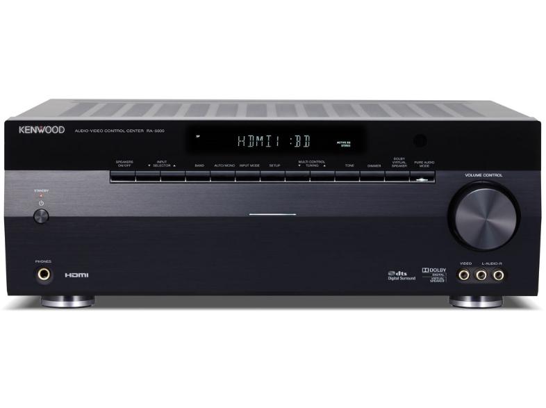 Kenwood RA-5000 AV-Receiver voor € 199 @ Media Markt