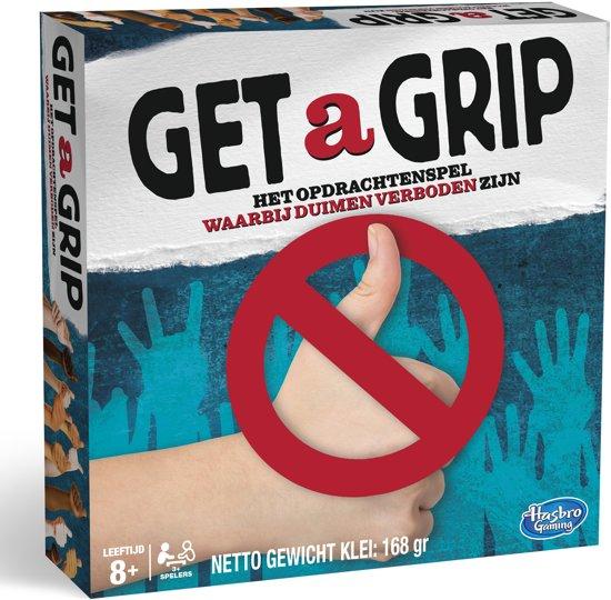 Spel 'Get a Grip' van Hasbro €8,98 @ Bol.com