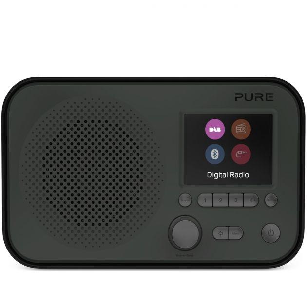 Pure Elan BT3 draagbare DAB+/ FM-radio voor €74,96 @ Expert