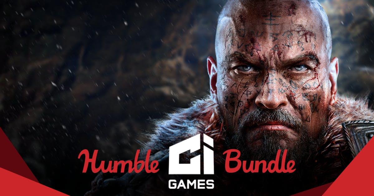 Humble CI Games Bundel