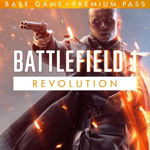 Battlefield 1 Revolution PS4 (PSN)