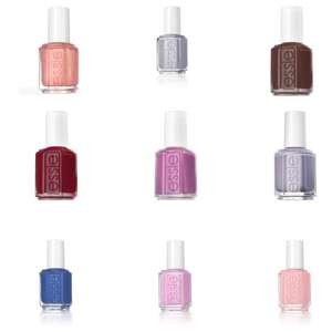 Diverse Essie nagellak 50% korting - 29 kleuren @ Bol.com