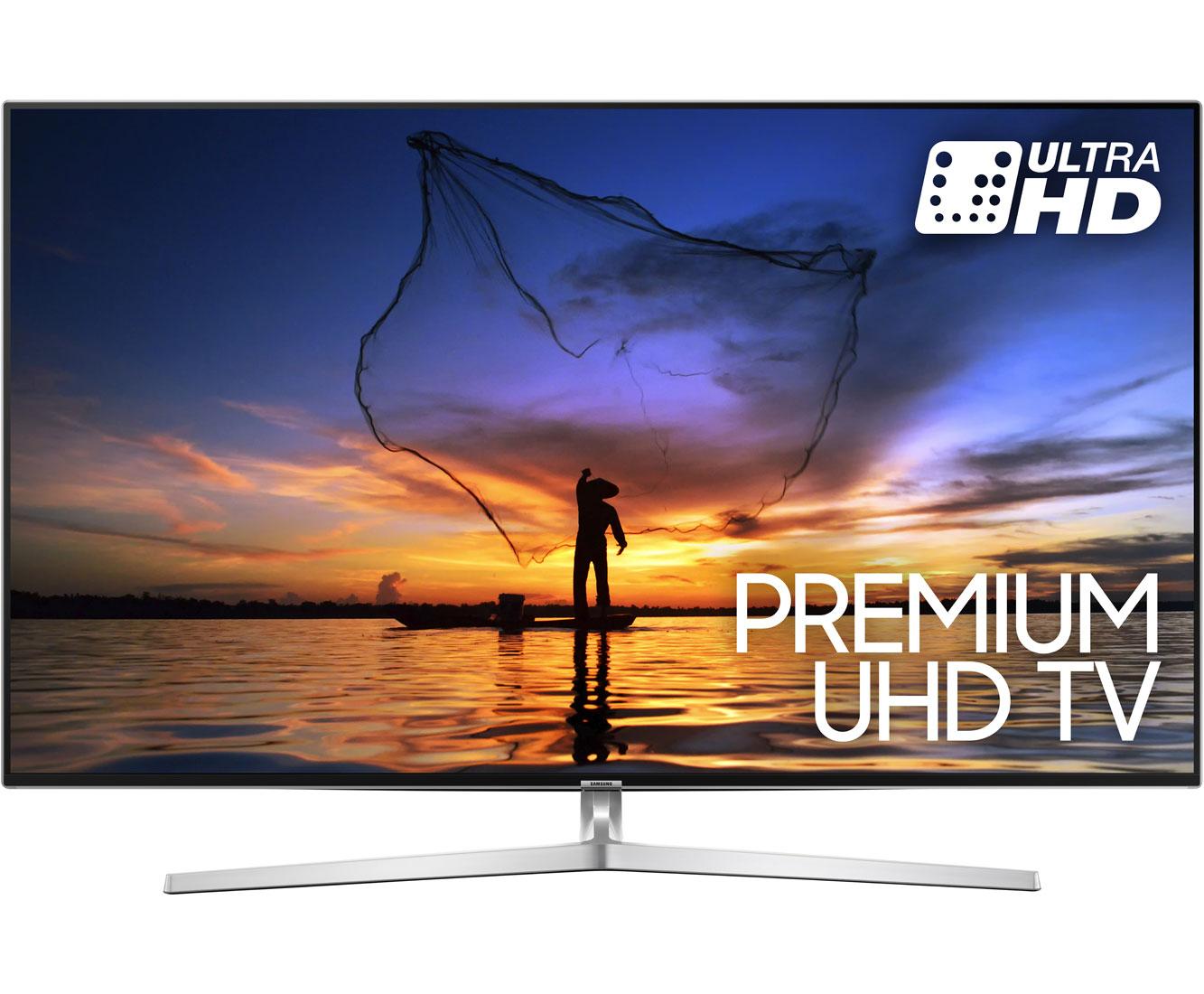 Samsung UE75MU8000 4K Ultra HD TV - 75 inch na cashback voor €2249 @ AO.nl