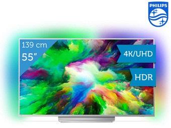 "Philips 55"" 4K Ultra HD LED TV | 55PUS7803/12"