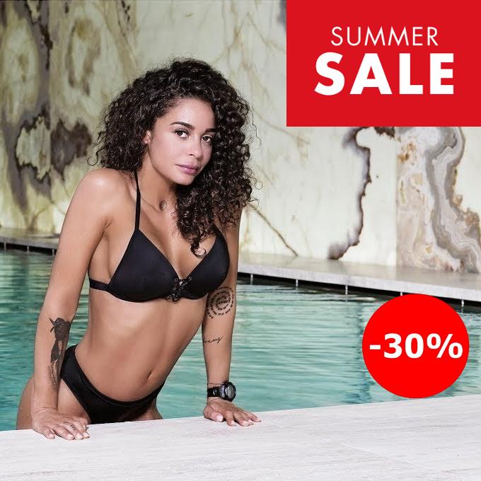 30% korting op alle Sapph by Faya badmode op MKBMshop.com