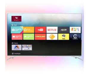 Philips 65PUS6521 4K Ultra HD TV - 65 inch na cashback voor €1349 @ AO.nl