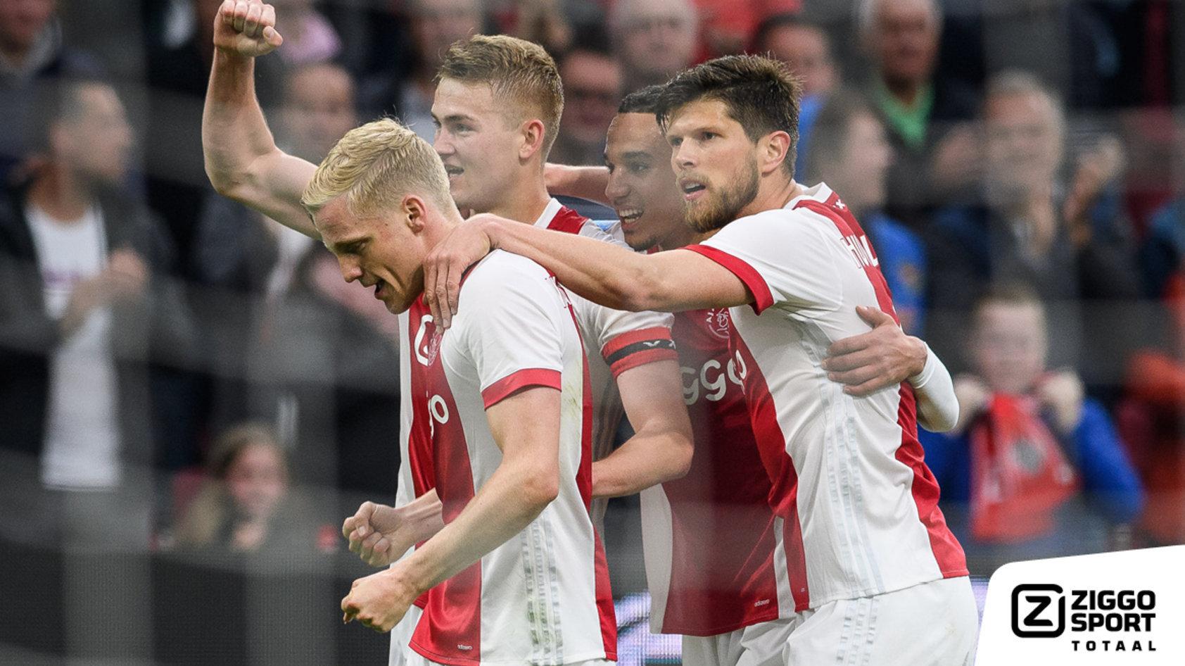 CL-voorronde Ajax - Sturm Graz gratis voor iedereen @ Ziggo Sport Select