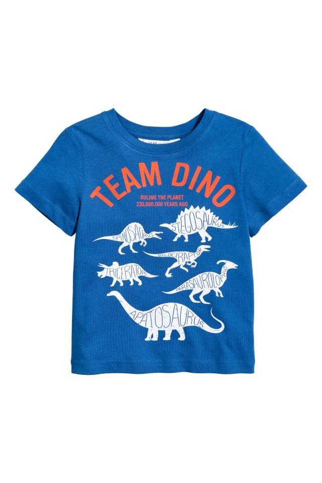 Kinder t-shirt maat 110/116