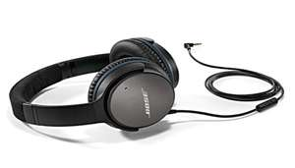 Bose QuietComfort 25 voor Apple@amazon.de (Prime)