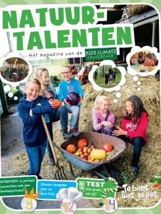 Gratis kids magazine Natuurtalenten @ WNF