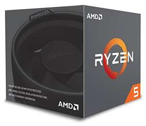 AMD Ryzen 5 2600 Wraith Boxed voor €151,99 @ Amazon.fr