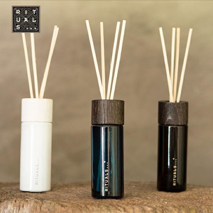 Gratis mini fragrance Rituals bij een minimale besteding van €25
