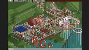 Rollercoaster Tycoon Deluxe (DRM-vrij)