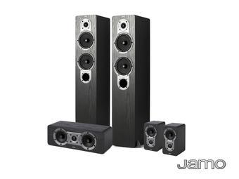 Jamo S426 HCS 3 voor  € 149,95 + 8.95 verzendkosten @Ibood