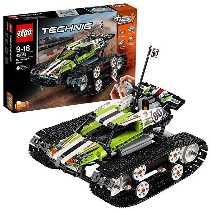Lego Technic 42065 RC Rupsband Racer @ Amazon.de