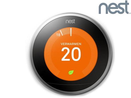 Nest thermostaat (3de generatie)