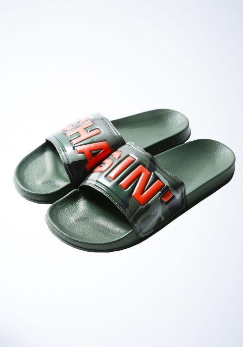 CHASIN' Parker flip flops @Score