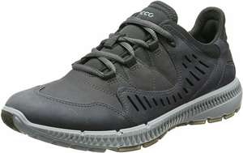 Ecco Dames terrawalk Trekking & wandelschoenen halfhoog titanium  €45.99 & free delivery