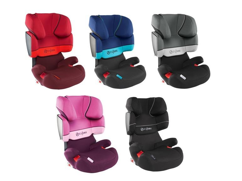 Cybex Solution X-Fix autostoelen (Groep II, III) voor €75 @ Lidl-shop