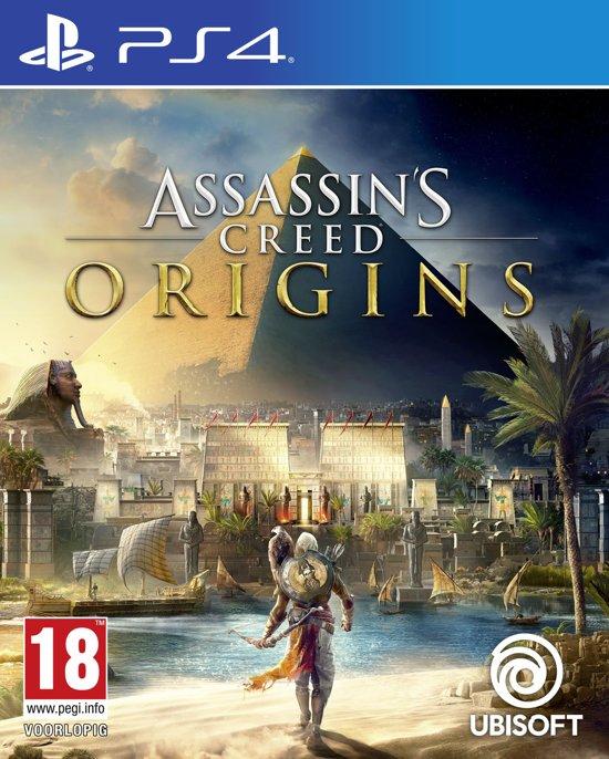 FLITS Deal bol.com: Assassin's Creed: Origins - PS4 & Xbox One