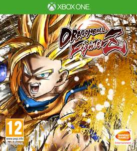 Dragon Ball Fighter Z (XB1/PS4) voor €38 @ Nedgame