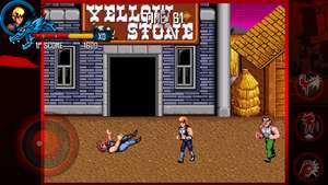Double Dragon Trilogy game voor € 0,69 @ Google Play