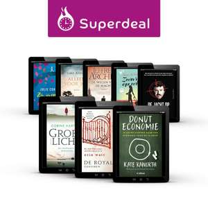 100% Gratis 8 E-Books en audiobooks via Eurosparen