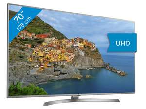 LG 70'' Ultra HD 4K Smart TV | 70UJ675V
