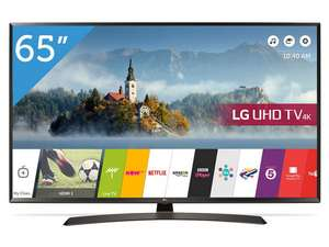 LG 65'' Ultra HD 4K Smart TV | 65UJ634V