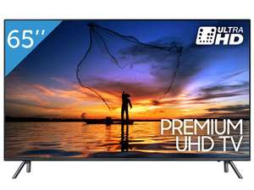 "Samsung 65"" 4K Ultra HD LED TV | UE65MU7040"