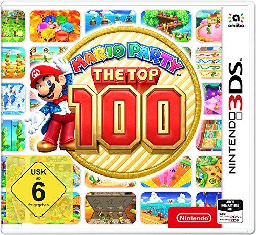Mario Party: The Top 100 (3DS) voor €22 @ Amazon.de